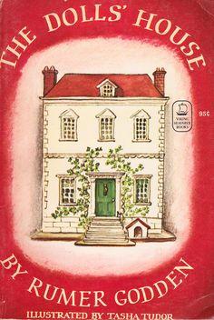 The Dolls' House by Rumer Godden, illustrated by Tasha Tudor (1970s).