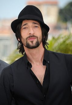 """Back in 2003, Adrien Brody won the Best Actor Award for his work in """"The Pianist."""" Description from celebs.answers.com. I searched for this on bing.com/images"""
