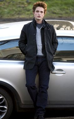 Edward Cullen - Team Edward. Gotta love a good vampire flick