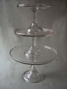 Though I have more pressed glass cake pedestals than I know what to do with, I can't help but keep collecting them! I especially love them for serving hors d'oeuvres at a cocktail party. Talk about drama! Kitchen Items, Kitchen Stuff, Cake Pedestal, Dinner Party Recipes, Glass Cakes, Love Cake, Pressed Glass, Cake Plates, Antique Glass