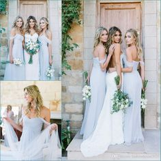 Sexy Long Sky Blue Country Bridesmaid Dresses Off The Shoulder Ruched Cheap Beach Bridesmaids Dress Wedding Guest Dresses Party Gown ABCD Bridesmaid Dresses Country Bridesmaid Dresses Bridesmaids Dress Online with $99.43/Piece on Fashionhouse2020's Store | DHgate.com