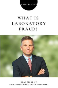 """The environmental protection agency defines laboratory fraud as """"""""the deliberate falsification of analytical and quality assurance results, where failed methods and contractual requirements are made to appear acceptable."""""""