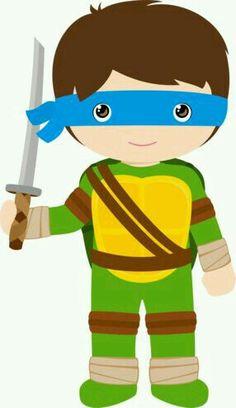 Minus tortuga ninja