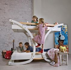 bunkbed kids playing - Google 検索