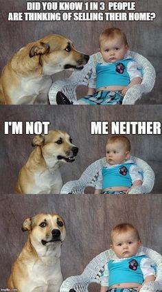 Follow us on IG for more funny real estate memes @hutelmyerteam #realestatememes #realestatefunny