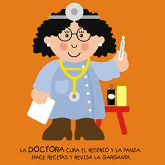 profesion doctora