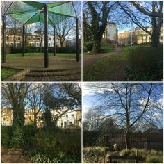 On my way to and from the #gym, I pass by #ButterfieldGreen, a #local, #neighbourhood #park in #StokeNewington, a quiet piece of #heaven on a sunny day! #awesome #london #northlondon #recovery #walkinginwinter