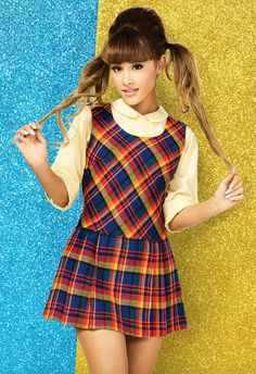 Ariana Grande was a scenestealer In Hairspray Live! as Penny Pingleton. Follow rickysturn/amazing-women