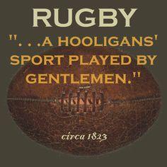 gentleman - hooligan - gentleman