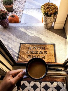 Fall arrived, salads remain, & coffee is brewed.