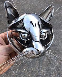 Metal Sculpture By Matt Wilson. Matt Wilson is one of the artists who recently used one of the most interesting art methods. As a metal sculpture artist. Welding Crafts, Welding Art Projects, Metal Art Projects, Metal Crafts, Diy Welding, Welding Tools, Blacksmith Projects, Diy Tools, Welding Design