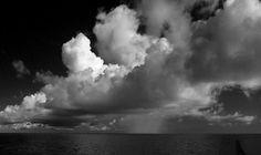 Rain Across the Mississippi Sound, Dauphin Island, Alabama - Thomas Myers