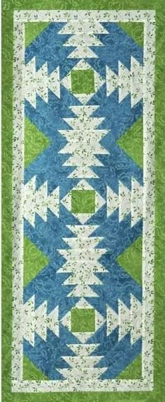 Image result for table runner pineapple quilt