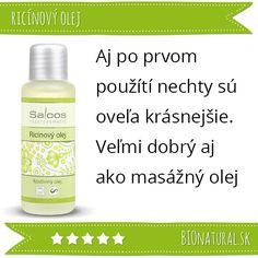 Hodnotenie ricínového oleja značky #Saloos http://www.bionatural.sk/p/ricinovy-olej?utm_campaign=hodnotenie&utm_medium=pin&utm_source=pinterest&utm_content=&utm_term=ricin_saloos