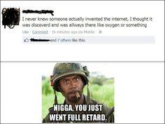 The internet is like oxygen