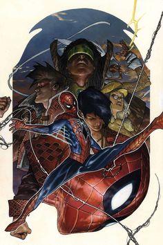 AMAZING SPIDER-MAN #1.1 JOSE MOLINA (w) • SIMONE BIANCHI (a/C)