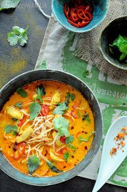 Asian Recipes, Ethnic Recipes, Bon Appetit, Thai Red Curry, Food And Drink, Favorite Recipes, Dinner, Cooking, Soups