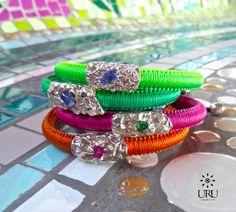 Uru Bracelets! Find them on www.urulux.com