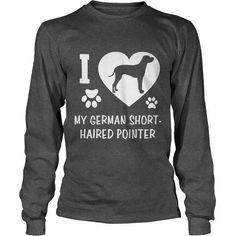 I LOVE MY GERMAN SHORTHAIRED POINTER LONG SLEEVE TEES TEE (==►Click To Shopping Here) #i #love #my #german #shorthaired #pointer #long #sleeve #tees #Dog #Dogshirts #Dogtshirts #shirts #tshirt #hoodie #sweatshirt #fashion #style