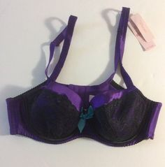Lane Bryant Full Coverage Light Weight Cacique Leopard Bra NWOT You Choose Size