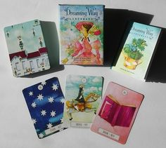 Oracle Deck Review: Dreaming Way Lenormand - BOHEMIANESS