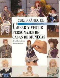 Crear y vestir personajes de casa de muñecas - GRAÇA Nina - Picasa Webalbums