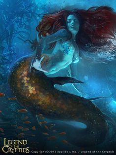 Sirena legend of the cryptids