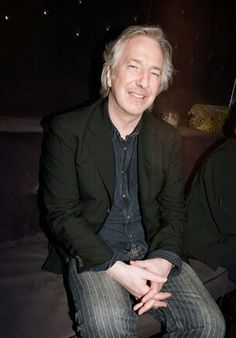 Alan Rickman is an actor who moves with effortless ease from mainstream Hollywood through to independent cinema. While movie audiences may know him best as Snape in the Harry Potter franchise, the … Severus Hermione, Professor Severus Snape, Alan Rickman Severus Snape, Jason Statham, Half Blood, Meryl Streep, British Actors, Celebs, Harry Potter Art