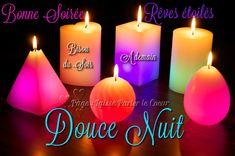 Bonne soirée, Rêves étoilés Bisou du Soir, À demain Douce nuit