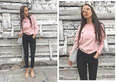 Christina D. - Baby Pink