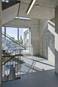 Aufbau Haus 84   Barkow Leibinger; Photo: Ina Reinecke/ Barkow Leibinger   Archinect