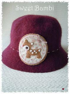 Sombrerito Bambi