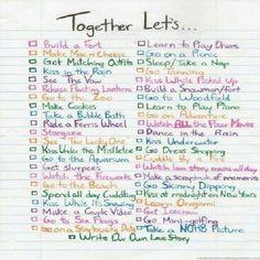 Together Let's...