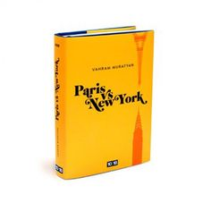 PARIS VS NEW YORK, Papier - MERCI