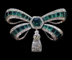 Brooch of Queen Amelia of Portugal 1932