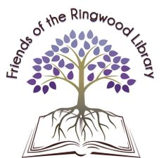 This logo created by one of our Friends at Ringwood Public Library, is an inspiration to us all.
