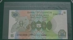 51 C Comfortable Feel Uganda 5000 Shillings 2013 Unc P Africa