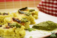 Dal Dhokla is a healthy snack which is very nutritious and protein-rich diet. It is easy to make and low in fat recipe. It is a perfect travel or lunch box companion.