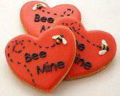 Items similar to Whale You Be My Valentine Sugar Cookies on Etsy