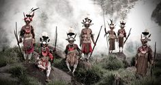 """Photographer Jimmy Nelson traveled the world to document the cultures of indigenous tribes at risk of disappearing. It took him over four years to complete his project and the result is the brilliant book """"Before They Pass Away."""""""