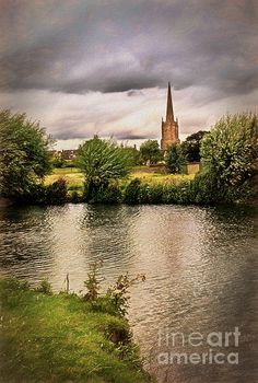 St Lawrence, Great Britain, Beverly Hills, Past, Instagram Images, Country Roads, River, Places, Past Tense