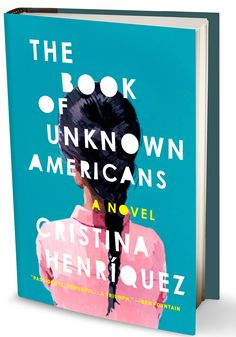"The Speakeasy Book Club is reading ""The Book of Unknown Americans"" by Cristina Henriquez. Discussion will be held at the Seasons 52 restaurant by the Mall in Columbia on May 27 at Best Books Of 2014, New Books, Good Books, Books To Read, Amazing Books, This Is A Book, Up Book, Book Nerd, Reading Lists"