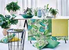 Interior inspiration   OTTO Apelt Stalo takelis 48x140 cm Textiles, Summer Garden, Interior Inspiration, Tapestry, Table Decorations, Home Decor, Furniture, Highlights, Designs