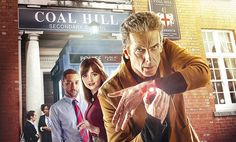 """Doctor Who The Caretaker: """"The grumpy 'Space Dad' of my childhood in a tale with heart and wit"""""""