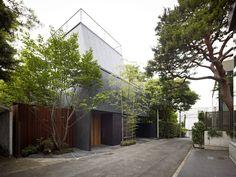 Tokyo, Japan  House-S  Keiji Ashizawa Design