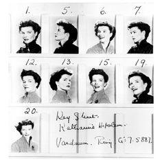 Katharine Hepburn - so admire her!