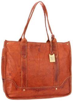 FRYE Campus Shopper Shoulder Bag,Saddle,One Size FRYE. $369.50. leather
