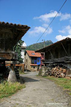 Espinaredo Piloña Asturias