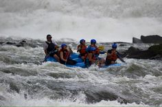 Adventures in Tennessee! White water rafting on the Ocoee River