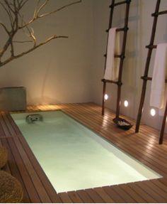 Spa Bathroom W/Soak Tub